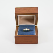 Mercy + Ben Engagement Ring