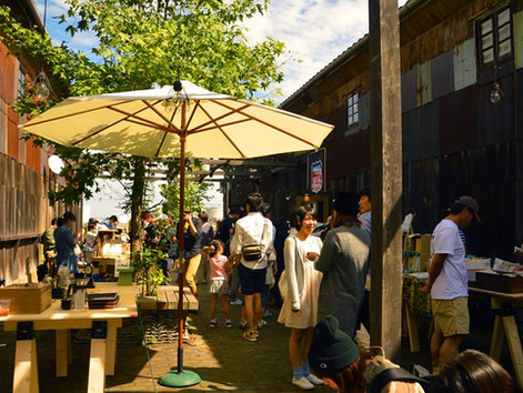5.22(sun) 『Kitahama Sunday Market vol.1』