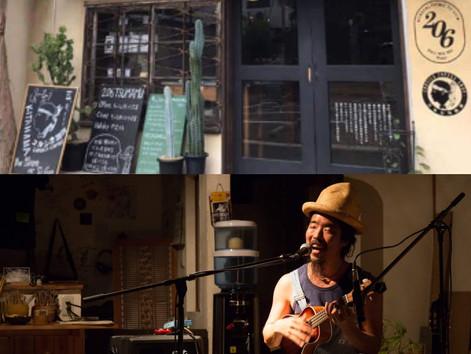 9.16(月祝)Peace-Kウクレレワークショップ& LIVE