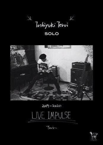 照井利幸 2019 / Autumn. SOLO LIVE tour