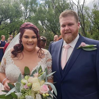 John &Sally, Frogmore Creek Winery, 6.6.2019