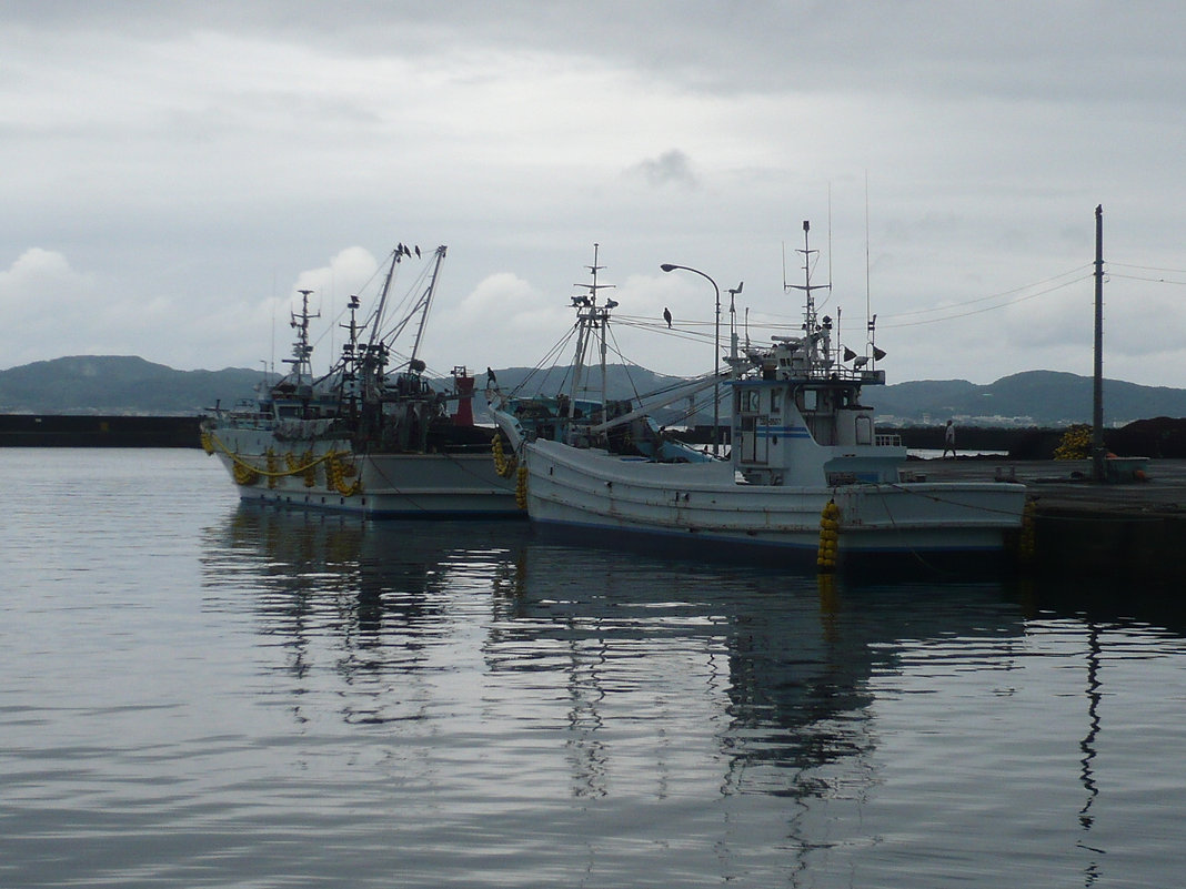 舘山 漁港