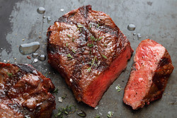 Steak from Nebraska