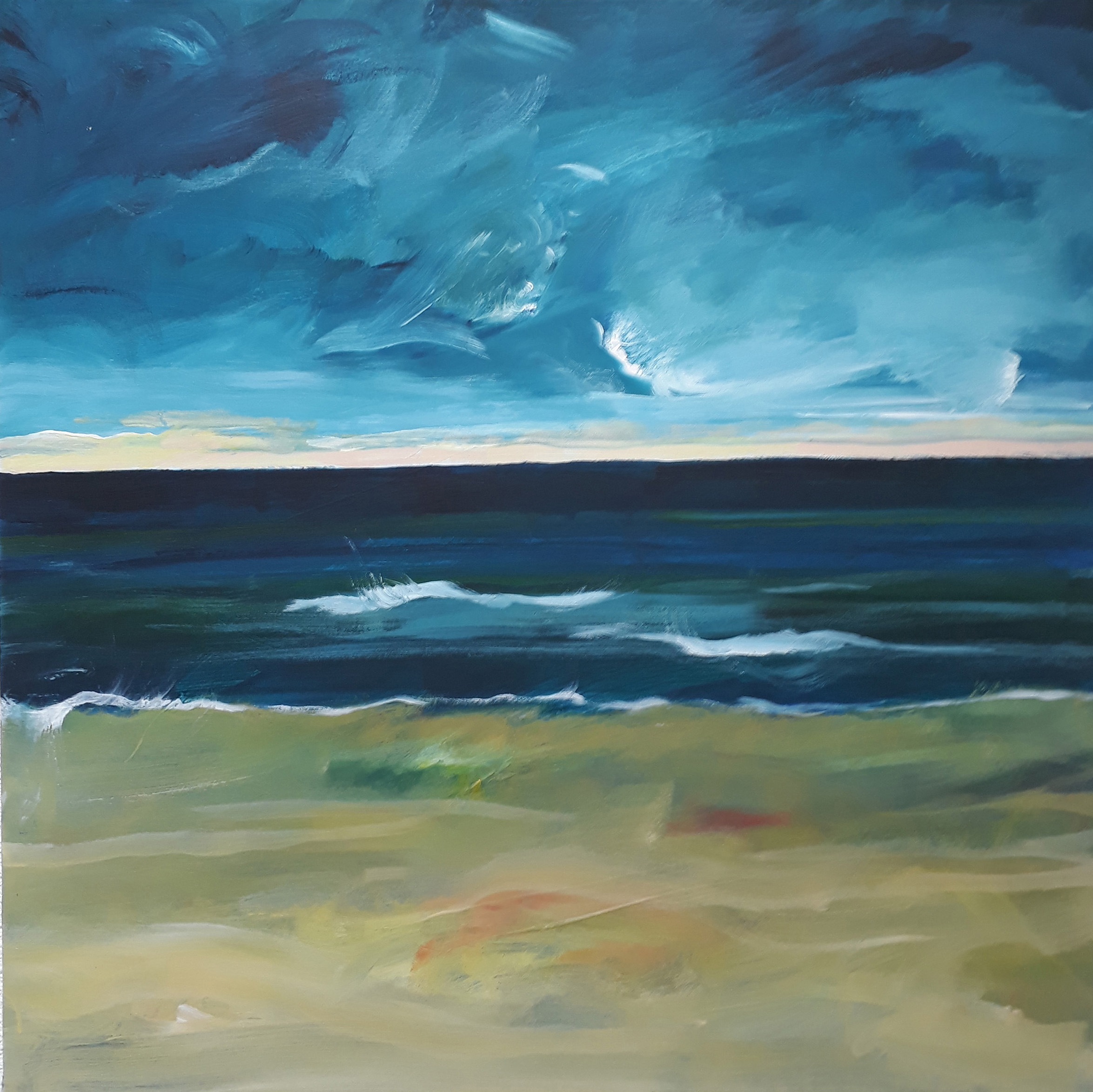 Sussex Sea Mood