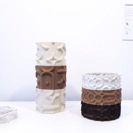 barcelona 3D Ceramics /gres / LDM / Design