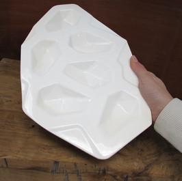 barcelona 3D Ceramics / porcelana / CNC / Diseño