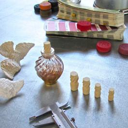 barcelona 3D Ceramics /gres / BinderJetting / Joieria