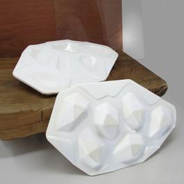 barcelona 3D Ceramics / gres / CNC mould / Diseño