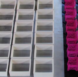 barcelona 3D Ceramics /  gres / LDM / Architecture