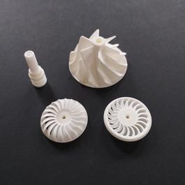 barcelona 3D Ceramics / AL2O3 / DLP / Ingnieria / medical