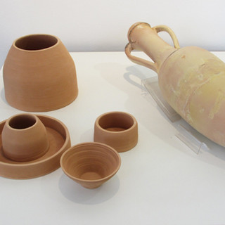 barcelona 3D Ceramics / Terracota / LDM / restauración