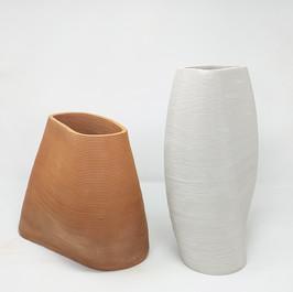 barcelona 3D Ceramics Terracota , gres / LDM / Diseño