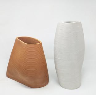 LDM terracota / stoneware B3DC