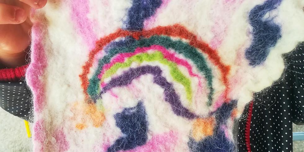 ATELIER Tableau de laine