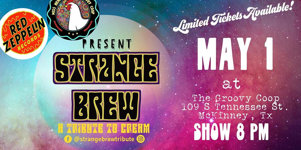 Strange Brew Cream Tribute Band