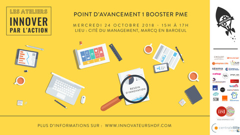 POINT D'AVANCEMENT 1 BOOSTER PME