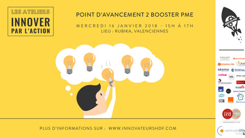 POINT D'AVANCEMENT 2 BOOSTER PME
