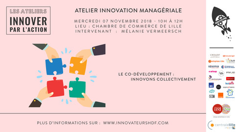 ATELIER INNOVATION MANAGÉRIALE