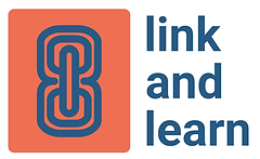 link and learn logo