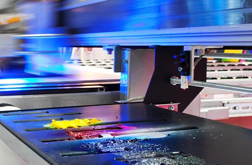 Tecnologia Moderna de Cura por Radiação UV - Adesivos, Tintas e Vernizes