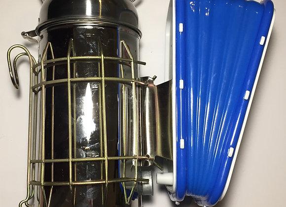 Ahumador de Acero Inoxidable con Fuelle Plastico