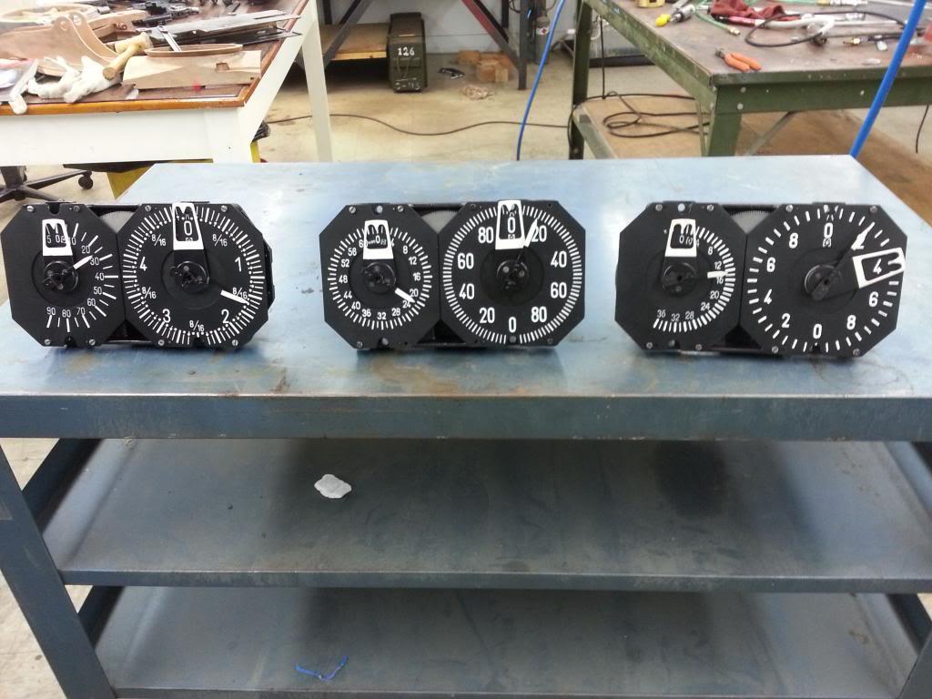Elevation dials