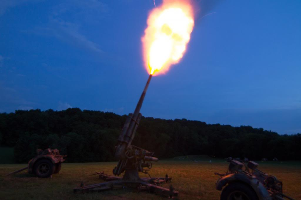 88 night firing