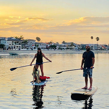 San Diego SUP Instructors - Hydro Active SD