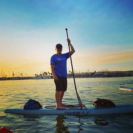 San Diego Paddle Board Guide - Scott