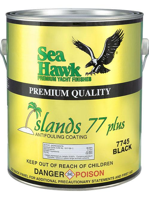Sea Hawk Islands 77 Premium Ablative Boat Bottom Paint
