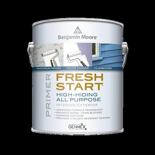 Benjamin Moore Fresh Start High Build Primer