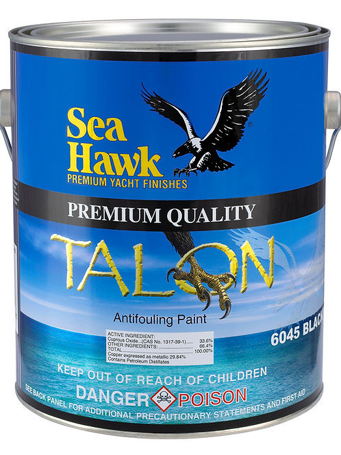Sea Hawk Talon Semi-Hard Boat Bottom Paint
