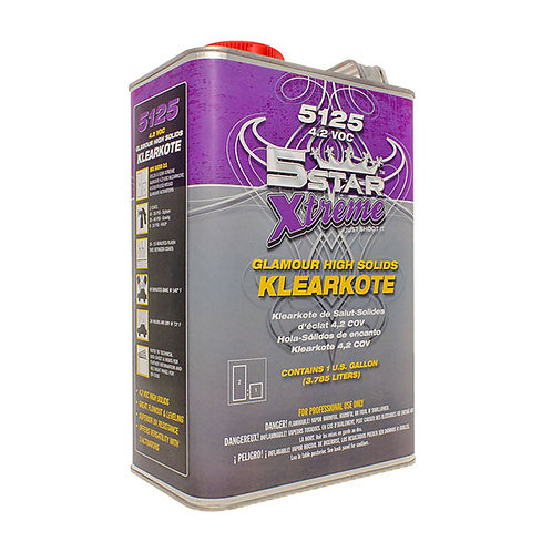 5 Star Extreme Gloss Klearcote