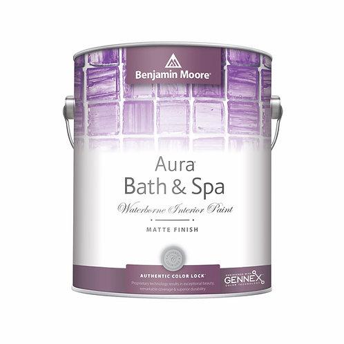 Benjamin Moore Interior Aura Bath & Spa Matte Finish