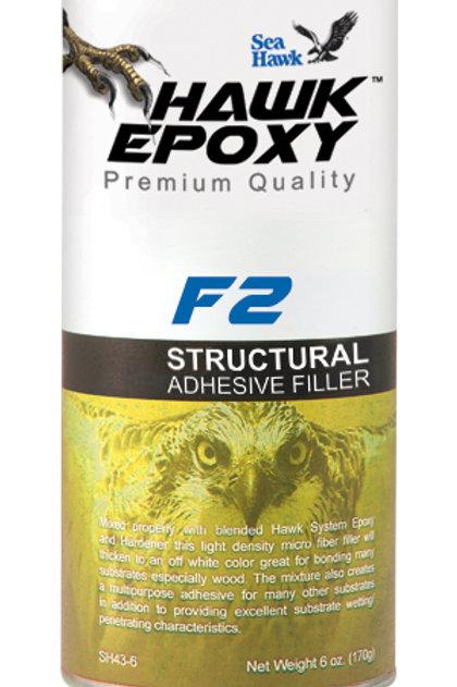 Sea Hawk Epoxy F2 Structural Adhesive Filler
