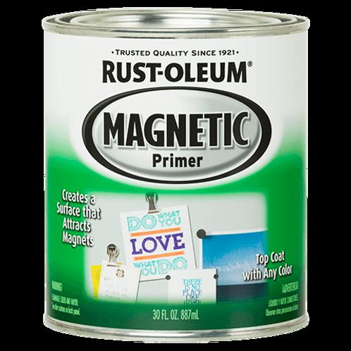 Rustoleum Magnetic Primer Quart