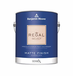 Benjamin Moore Regal Matte Interior 548
