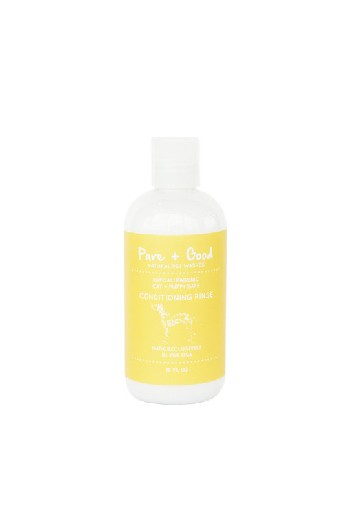 Pure + Good Hypoallergenic Dog Conditioner (Scent Free)