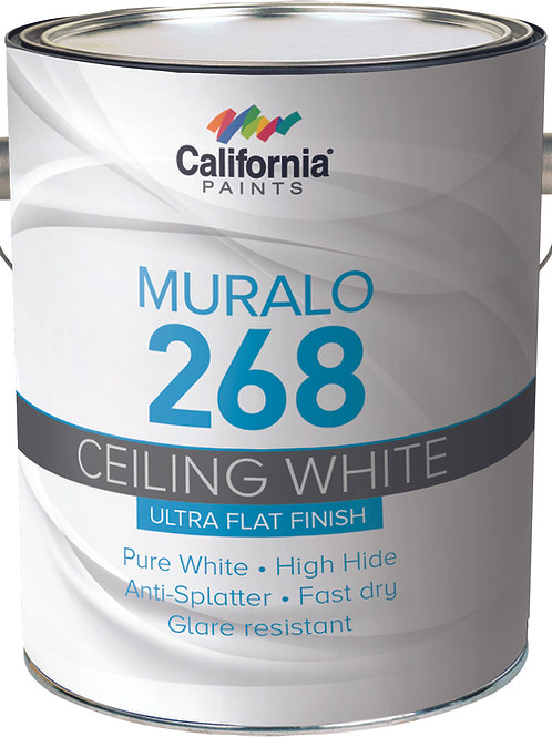 California Paint 268 Ultra Flat Ceiling Paint