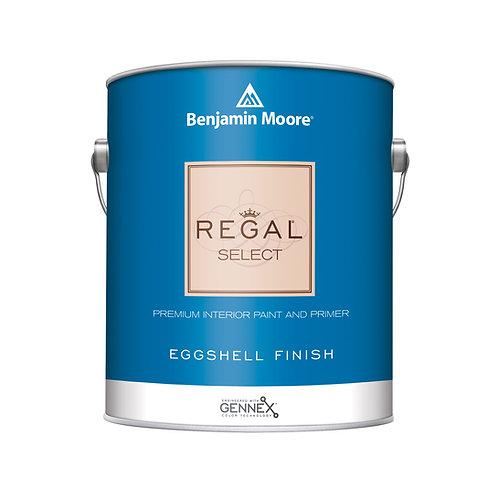 Benjamin Moore Regal Select Interior Eggshell Wall Paint