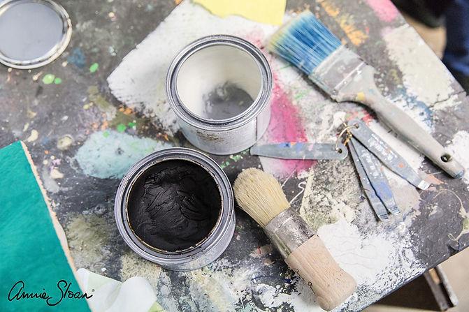 Annie Sloan Chalk Paint Rowe Spurling Paint Company Bermuda