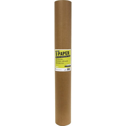 "Trimaco 36"" x 120' X-Paper Builders Paper"