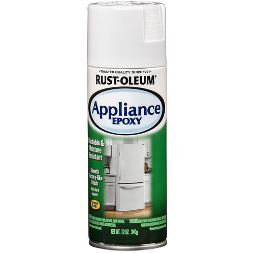 Rustoleum Appliance Epoxy Spray White