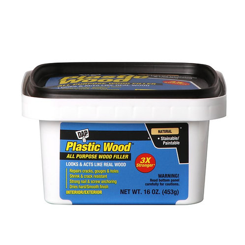 Plastic Wood Natural Colour Wood Filler