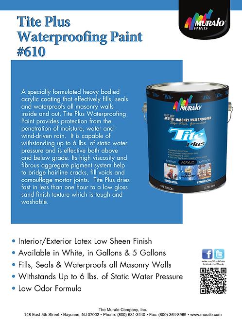 Tite Waterproofing Primer