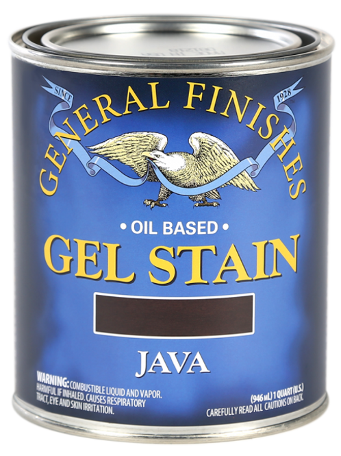 General Finishes Oil Based Gel Wood Stain