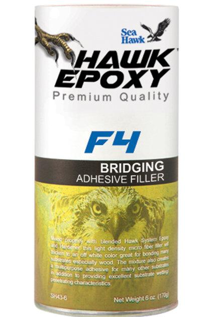 Sea Hawk Epoxy F4 Bridging Adhesive Filler