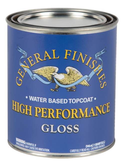 General Finishes High Performance Clear