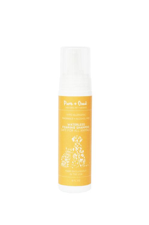 Pure + Good Hypoallergenic Waterless Shampoo (Fragrance Free)