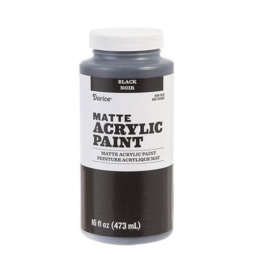 Acrylic Craft Paint 16 oz